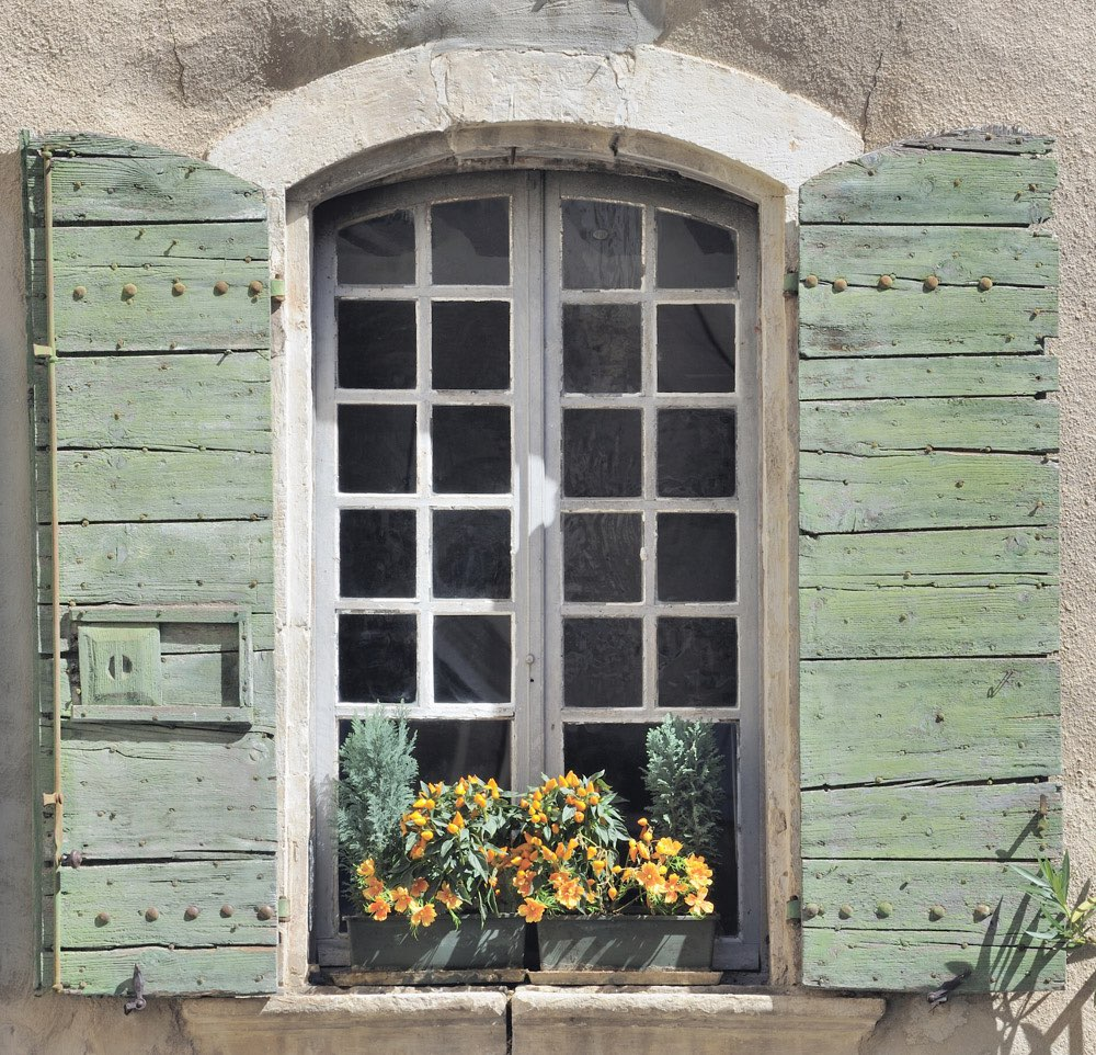 Как сделать окна в стиле прованс